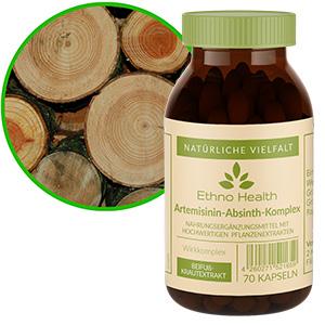 Ethno Health Artemisinin-Absinth-Komplex